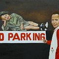 No Parking by Joni McPherson