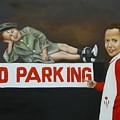 No Parking by Joni McPherson
