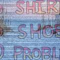 No Shirt No Shoes No Problem Panama City Beach by JC Findley