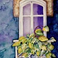 Juliet Balcony by Patricia Susan Wells