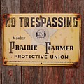 No Trespassing by Joseph Norvell