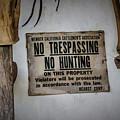 No Trespassing by Marnie Patchett