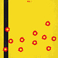 No048 My Kill Bill -part 1 Minimal Movie Poster by Chungkong Art
