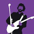 No141 My Eric Clapton Minimal Music Poster by Chungkong Art