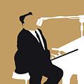 No190 My Fats Domino Minimal Music Poster by Chungkong Art