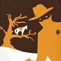 No202 My The Lone Ranger Minimal Movie Poster by Chungkong Art