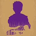 No636 My Looper Minimal Movie Poster by Chungkong Art