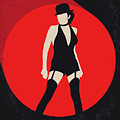 No742 My Cabaret Minimal Movie Poster by Chungkong Art