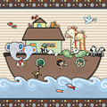 Noah's Ark by Cheryl Marie