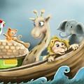 Noah's Ark by Hank Nunes