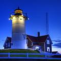 Nobska Lighthouse by John Greim