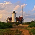 Nobska Lighthouse by PepperMillPatty Photography