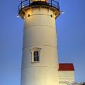 Nobska Point Lighthouse by John Greim