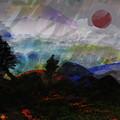 Noche Equatorial  by Paul Sutcliffe