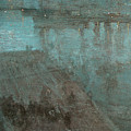 Nocturne In Blue And Gold Valparaiso by James Abbott McNeill Whistler
