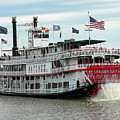 Nola Natchez Riverboat by Joy Tudor