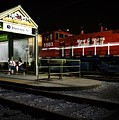 New Orleans Train Stop by LuAnn Griffin