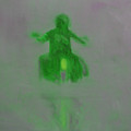 Non Stop Green by Ruben Barbosa