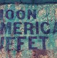 Noon American Buffet by Toni Hopper
