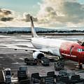 Norwegian Jet by Christoffer Karlsson