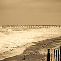 Nor'easter At Nags Head by Ches Black