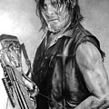 Norman Reedus by Stan Antonio