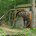 Rice Grist Mill II by Douglas Stucky