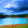 North Alder Lake by David Patterson