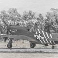 North American P-51a Mustang by Douglas Castleman