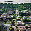 North Ave New Rochelle by Louis Vaccaro
