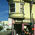 North Beach San Francisco by Peter Potter