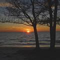 North Beach Sunset by David Lee Thompson