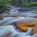 North Branch Rapid In Spring  by Scott Snyder