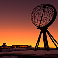 North Cape Norway At The Northernmost Point Of Europe by U Schade