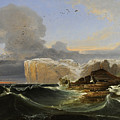 North Cape by Peder Balke