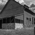 North Carolina Farm by Dale Powell