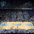 North Carolina Tar Heels Dean E. Smith Center by Replay Photos