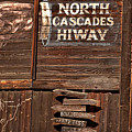 North Cascade Hiway Signs by George Bostian