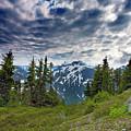North Cascades National Park - Washington by Brendan Reals