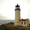 North Head Lighthouse - Graveyard Of The Pacific - Ilwaco Wa by Christine Till