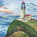 North Head Lighthouse by Rachel Lucas-Bertsch