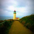 North Head Lighthouse V by Mg Blackstock