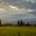 North Idaho Sunrise by Albert Seger