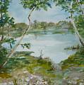 North Lake by Dorothy Herron