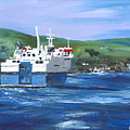 North Link - Stromness by Brigitte Hayden