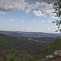 North Mountain Overlook  by Walter Herrit