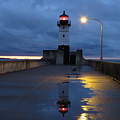 North Pier Reflections by Alison Gimpel