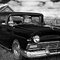 North Rustico Vintage Car Prince Edward Island by Edward Fielding