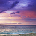North Shore Beach Sunset by Vince Cavataio - Printscapes
