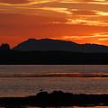 North Uist At Sunrise by John McKinlay